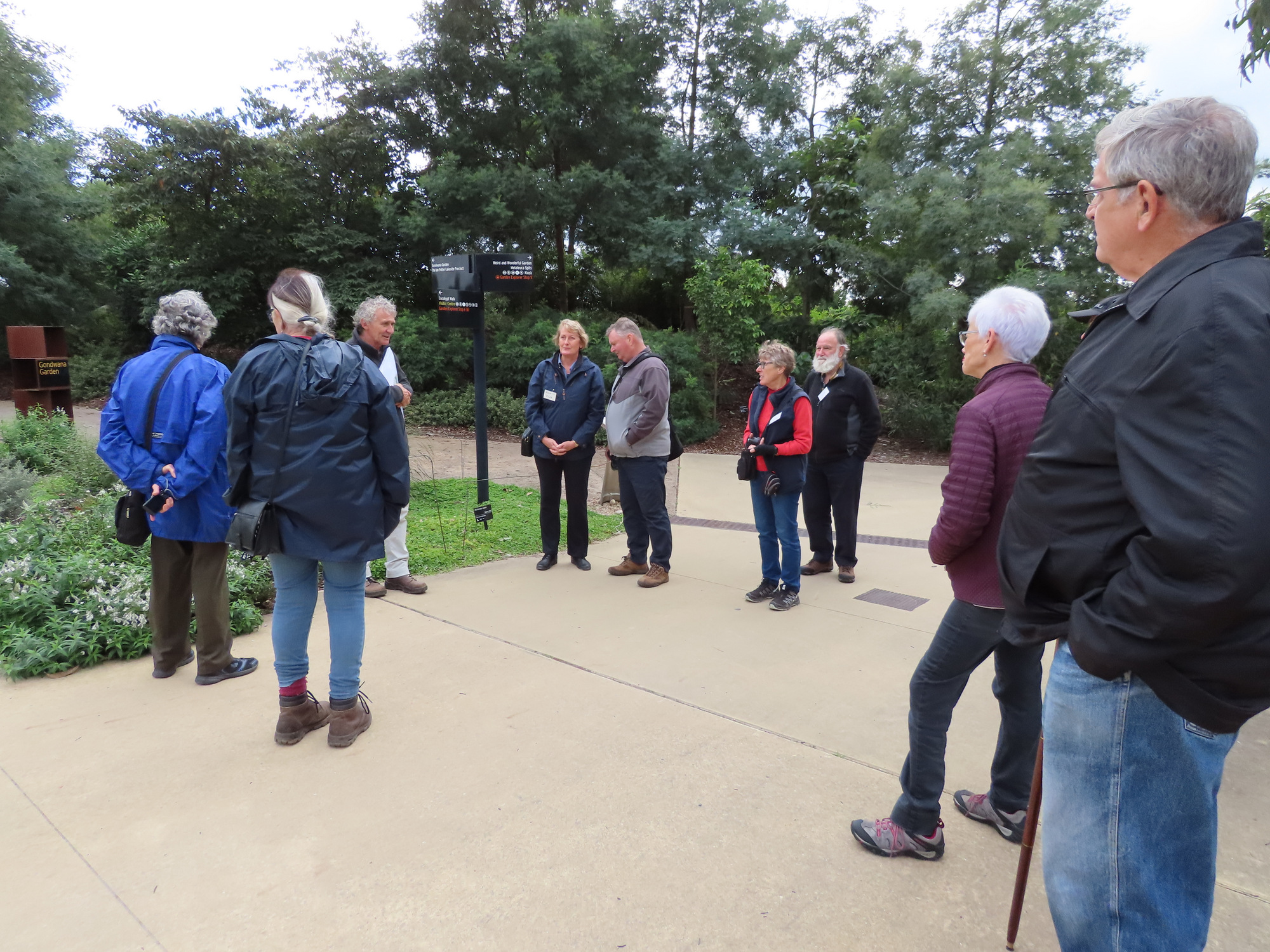 Walk And Gawk In Cranbourne Gardens With John Arnott (new Time)