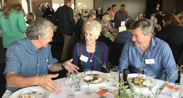 Three Guests At The Cranbourne Friends Annual Lunch 2018