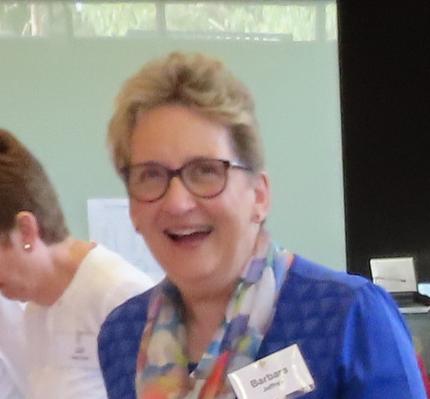 Barbara Jeffrey